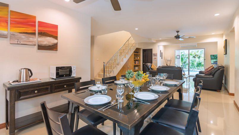 Villa Waree kitchen