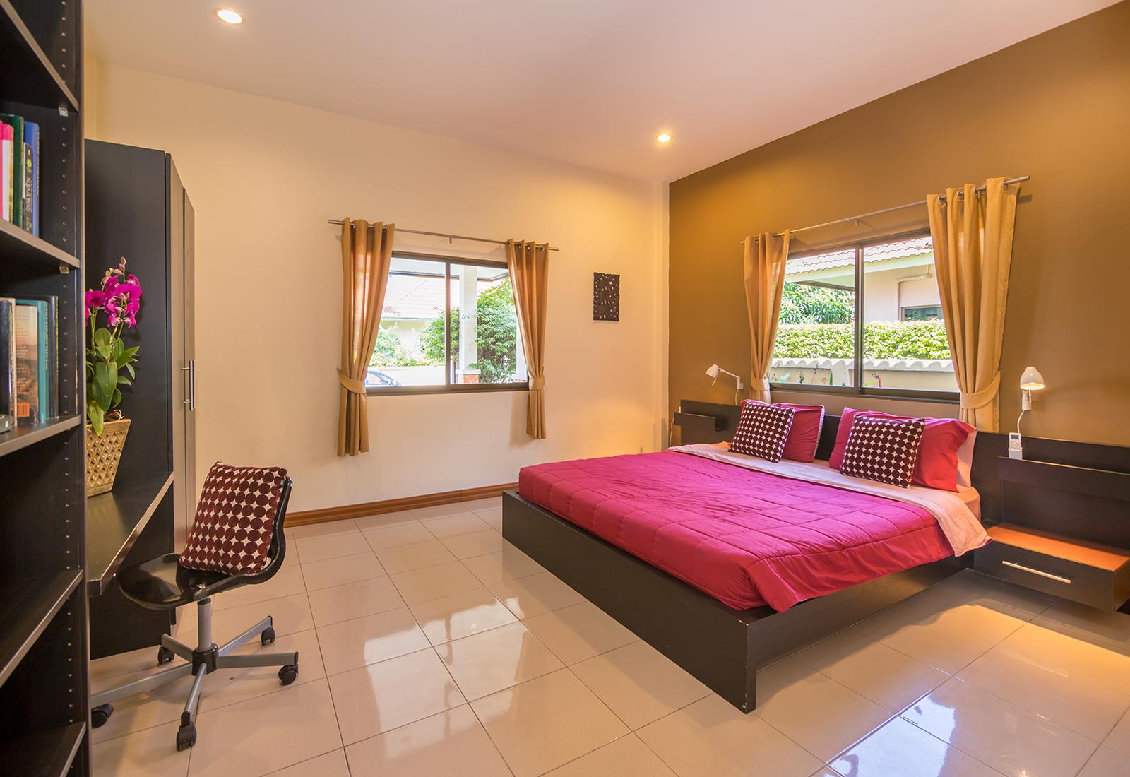 Villa Pattaya Hill bedroom